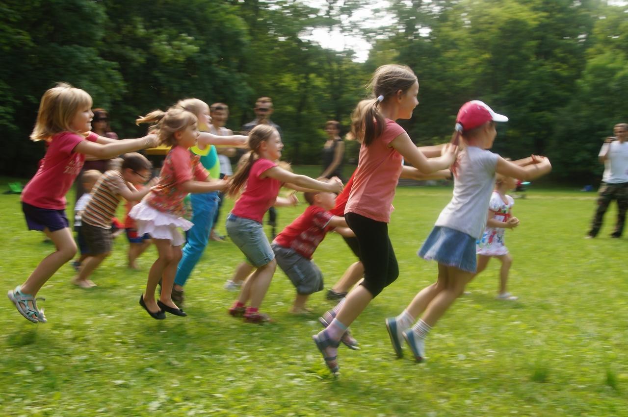 ParkuJeMyEko - joga dla dzieci, kangury